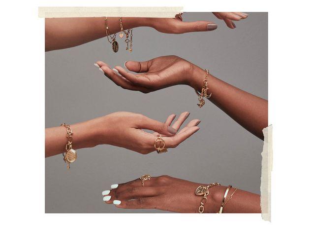 Каталог золотых браслетов Sovajewels